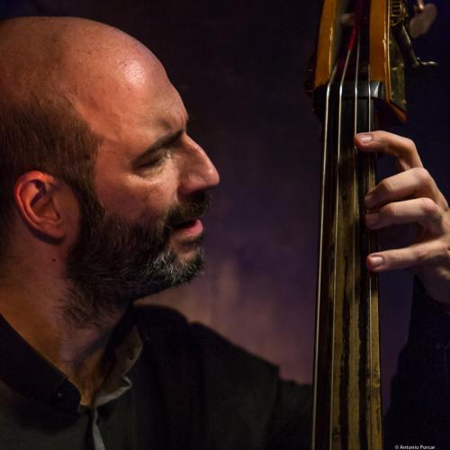 Ignasi Gonzalez (2019) at Jimmy Glass Jaz Club. Valencia.