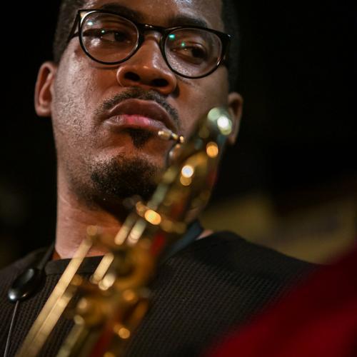 James Brandon Lewis (2019) at Jimmy Glass Jazz Club. Valencia