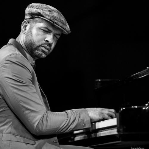 Jason Moran in Festival de Jazz de Valencia 2016