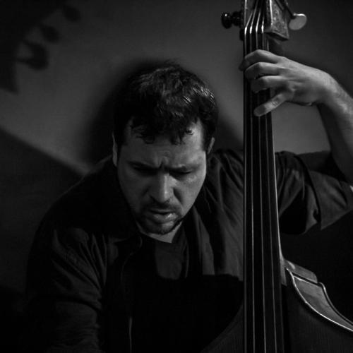 Javier Moreno (2019) at Jimmy Glass Jazz Club. Valencia.