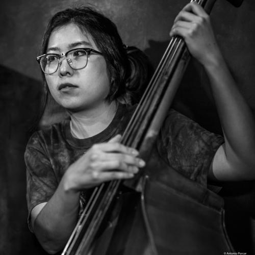 Jeong Lim Yang (2017) at Jimmy Glass Jazz Club. Valencia.