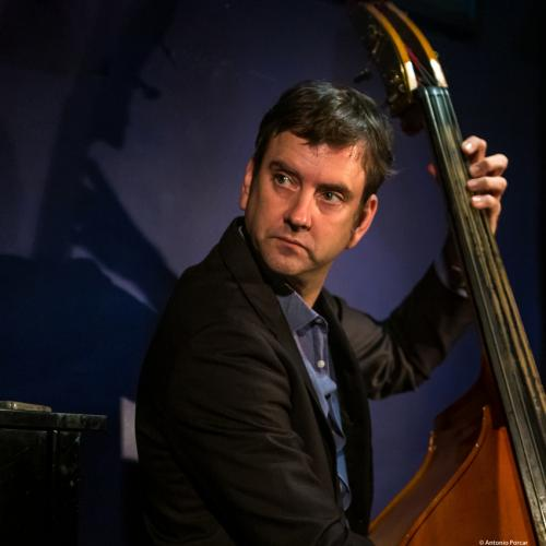 Joe Martin (2018) at Jimmy Glass Jazz Club. Valencia.