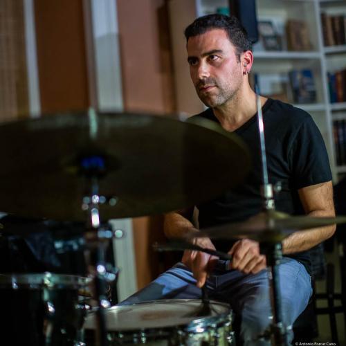 Joel Silva (2020) at Braço de Prata. Lisbon.