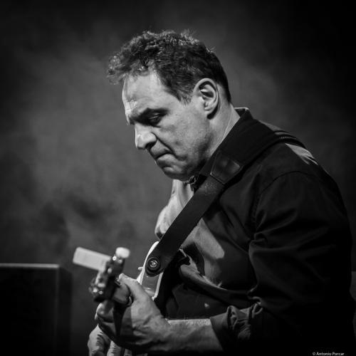 John Parricelli at Jazzinec 2018. Trutnov.