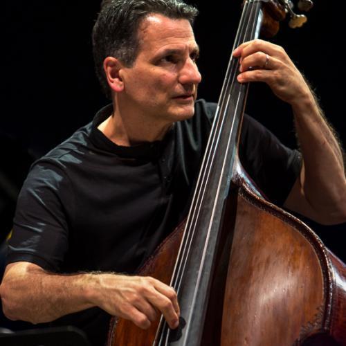 John Patitucci at Festival de Jazz de San Javier 2018.