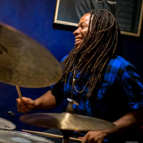 Jonathan Pinson (2018) at Jimmy Glass Jazz Club. Valencia.