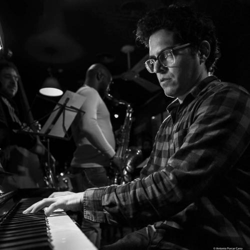 Luís Guerra (2020) at Jimmy Glass Jazz Club. Valencia
