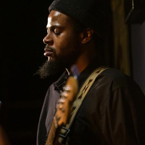 Luke Stewart (2019) at Jimmy Glass Jazz Club. Valencia