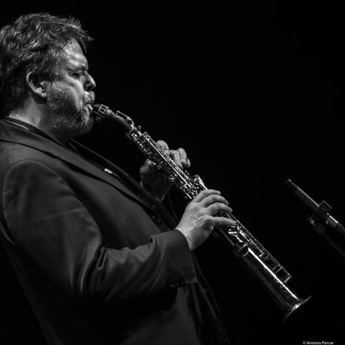 Marcel Bárta at Jazzinec 2019
