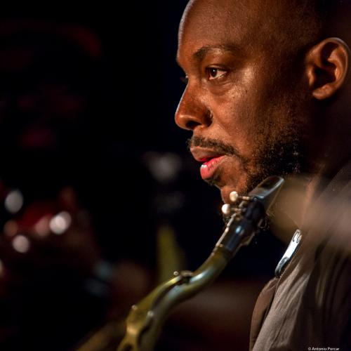 Marcus Strickland (2017) at Jimmy Glass Jazz Club. Valencia.
