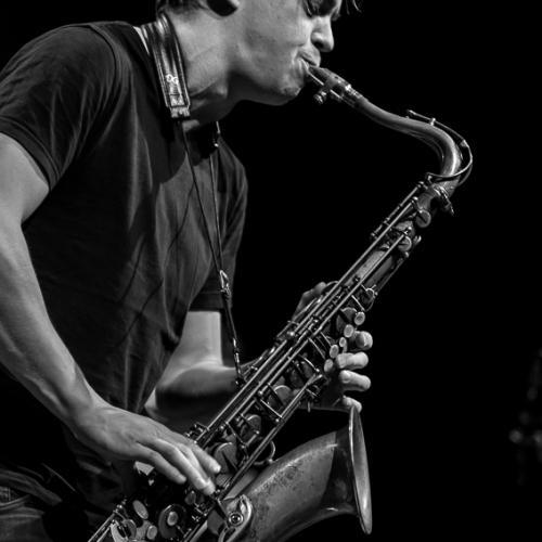 Marius Neset in Jazzinec 2017. Trutnov.