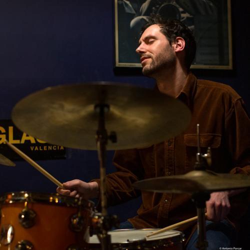 Mark Schilders (2018) at Jimmy Glass Jazz Club. Valencia