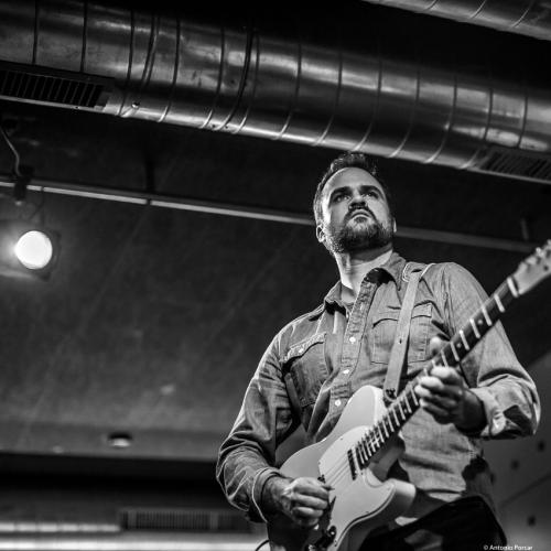 Matthew Stevens (2018) at Jazz Dock. Prague.