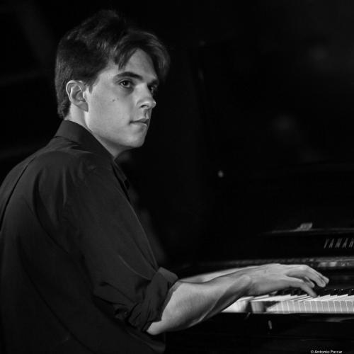 Max Holm (2019) at Jimmy Glass Jazz Club. Valencia.
