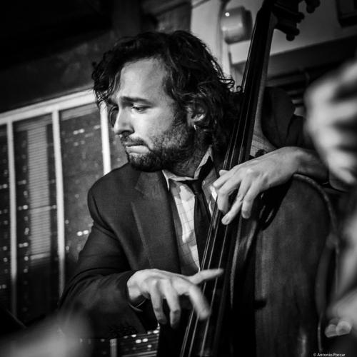 Max Ridley (2018) at Wally's Cafe Jazz Club. Boston
