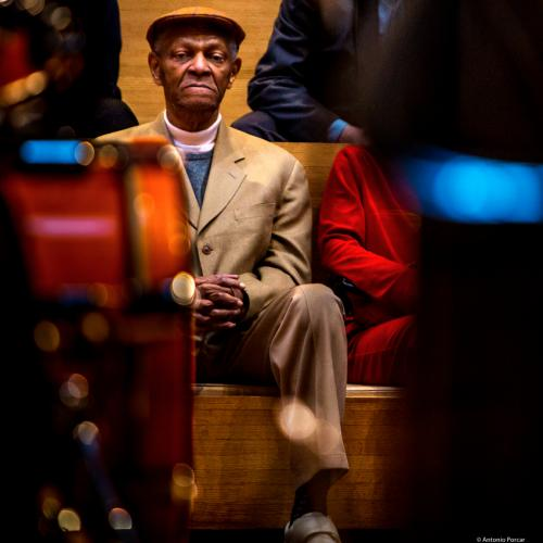 McCoy Tyner (2017) at Saint Peter's Church of NYC. Bobby Hutcherson Memorial