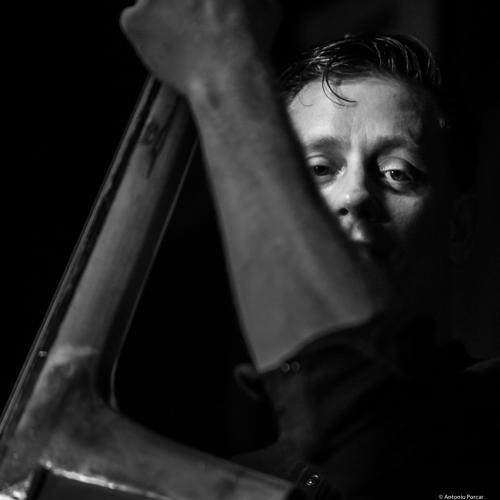 Michael Janisch (2018) at Jimmy Glass Jazz Club. Valencia