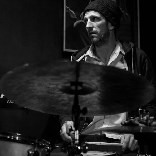Michi Stulz (2018) at Jimmy Glass Jazz Club. Valencia.
