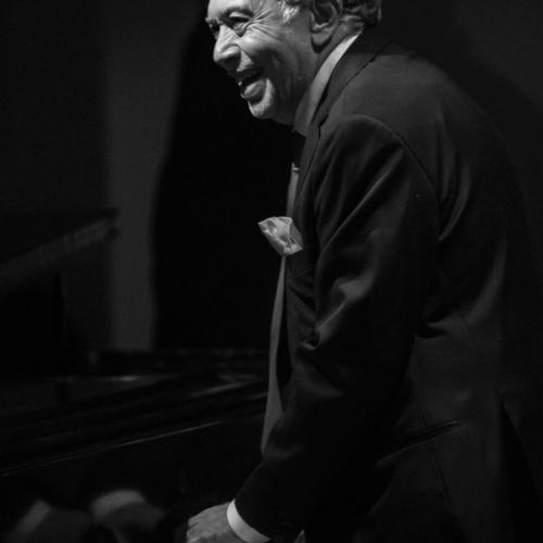 Monty Alexander (2017) (2017) in Saint Peter's Church of NYC. Bob Cranshaw Celebration of life.