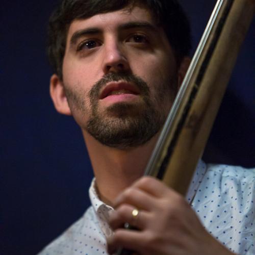 Noam Wiesenberg (2018) at Jimmy Glass Jazz Club. Valencia.
