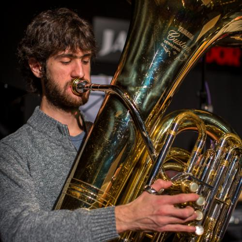 Pere Alcón at Jazz Tardor 2018