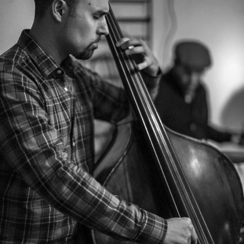 Peter Brendler (2017) at The Rosemont. Brooklyn.