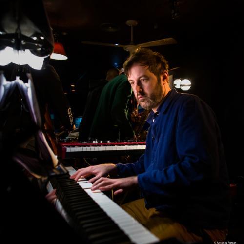 Rick Simpson (2020) at Jimmy Glass Jazz Club. Valencia.