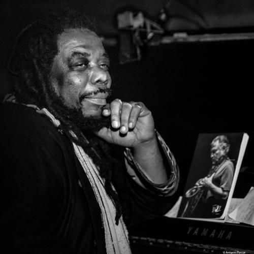 Rodney Kendrick (2017) at Jimmy Glass Jazz Club. Valencia.