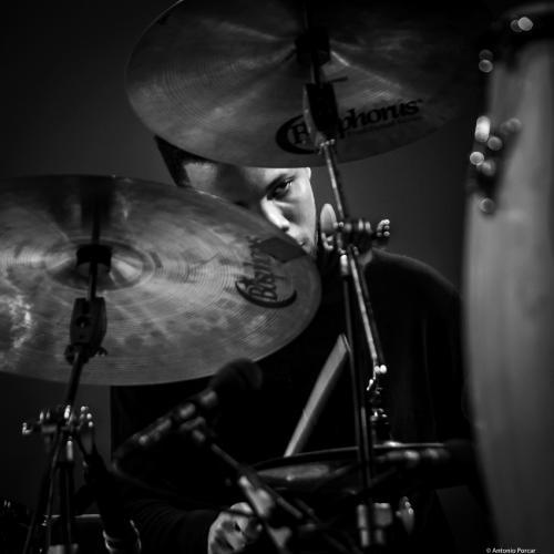 Samuel Laviso at Festival de Jazz de Valencia 2018