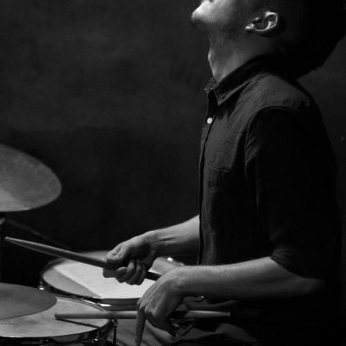 Simone Zaniol (2016) in Jimmy Glass Jazz Club. Valencia.