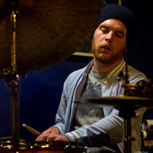Stéphane Adsuar (2017) at Jimmy Glass Jazz Club. Valencia.