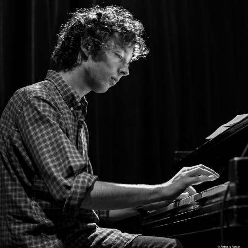 Theo Walentiny. The Jazz Gallery (2018)