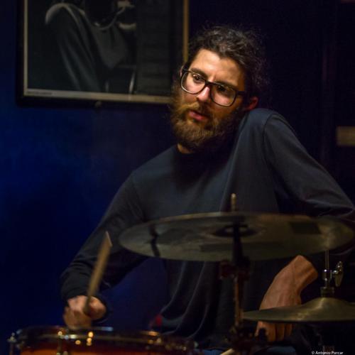 Tommy Crane (2017) at Jimmy Glass Jazz Club. Valencia.