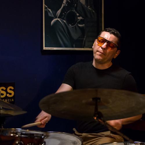 Vladimir Kostadinovic (2018) at Jimmy Glass Jazz Club. Valencia.