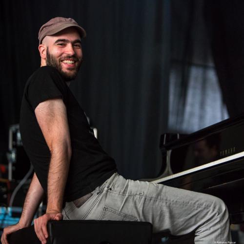 Xan Campos in Getxo Jazz 2016